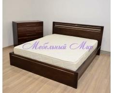 Купить полутороспальную кровать Стиль 1А