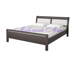 Кровать из бука от производителя Стиль 6А