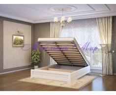 Кровать из массива сосны Таката тахта