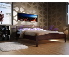 Кровать с элементами ковки Талисман тахта