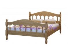 Кровать с ящиками для хранения Точенка