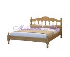 Недорогая односпальная кровать Точенка тахта