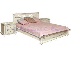 Деревянная кровать Валенсия Тахта