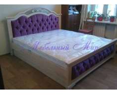 Кровать из массива сосны Венеция тахта
