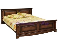 Деревянная кровать Венето