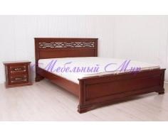 Кровать из массива на заказ Верона