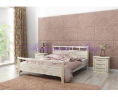 Деревянная кровать Веста