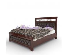 Кровать из массива сосны Виттория тахта