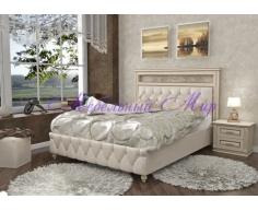 Кровать из бука от производителя Виттория тахта 2