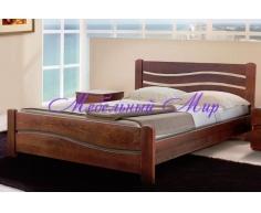 Деревянная кровать Вивия