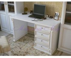 Письменный стол для дома Форкс 4 ящика