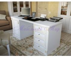 Письменный стол для дома Форкс 4 ящика и дверка