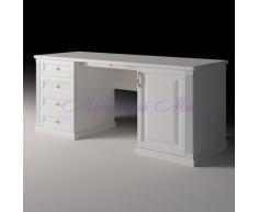 Письменный стол для дома Либерти 4 ящика и дверка