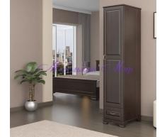 Одностворчатый шкаф Витязь 116