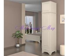 Одностворчатый шкаф Витязь 125