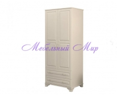 Купить распашной шкаф 2 створчатый Витязь 110