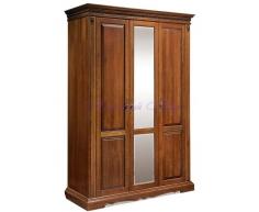 Деревянный 3 створчатый шкаф Милано 1