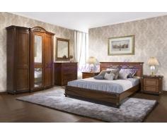 Деревянный спальный гарнитур Валенсия 2