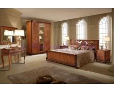 Деревянный спальный гарнитур Алези 1
