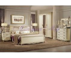 Деревянный спальный гарнитур Алези 2