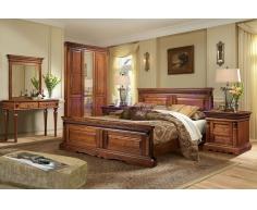 Деревянный спальный гарнитур Милано 1