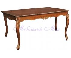 Деревянный обеденный стол Альба