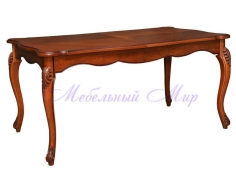 Деревянный обеденный стол Алези 1