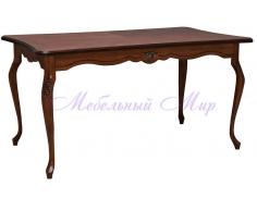 Деревянный обеденный стол Алези 4
