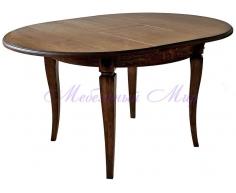 Деревянный обеденный стол Милано 6