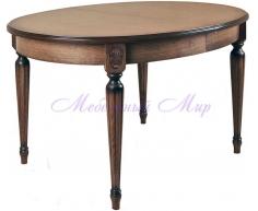 Деревянный обеденный стол Милано 4