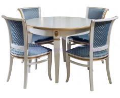 Деревянный обеденный стол Милано 10