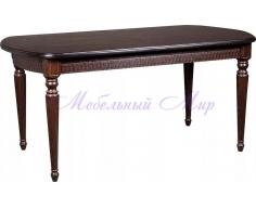 Деревянный обеденный стол Паола