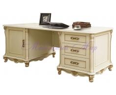 Деревянный письменный стол Алези 1