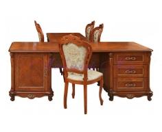 Деревянный письменный стол Алези 3