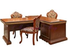 Деревянный письменный стол Милано 1