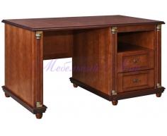 Деревянный письменный стол Валенсия 2