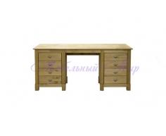 Письменный стол из массива Рауна 08