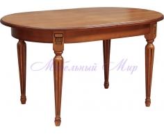 Деревянный обеденный стол Валенсия 4