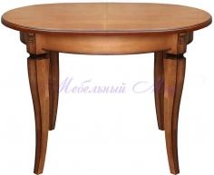 Деревянный обеденный стол Валенсия 6