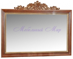 Деревянное зеркало Альба