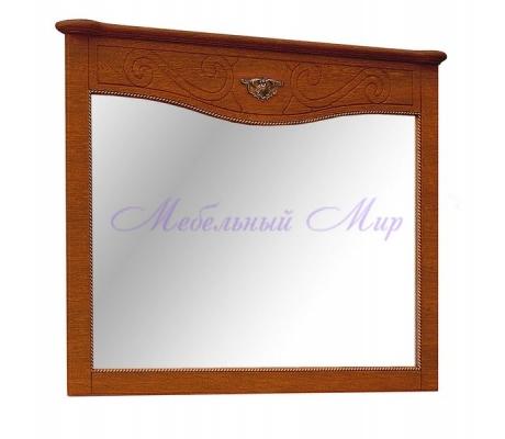 Деревянное зеркало Алези