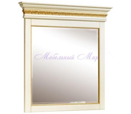 Деревянное зеркало Милано 1