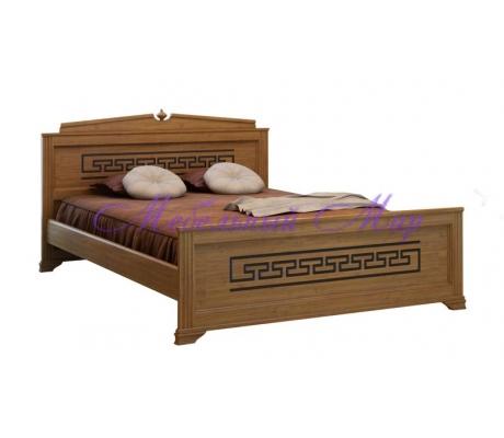 Кровать деревянная  Афина