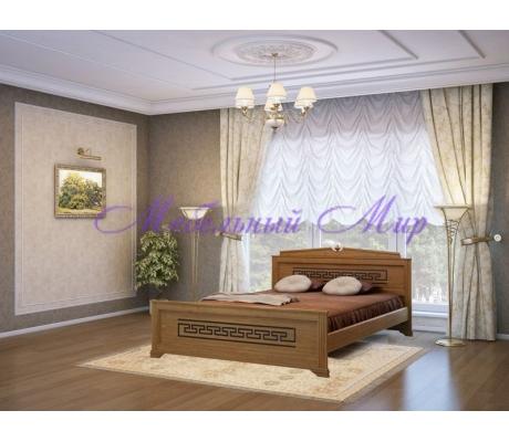 Купить полутороспальную кровать Афина
