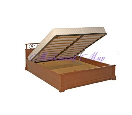 Кровать двуспальная Ева тахта с подъемным механизмом