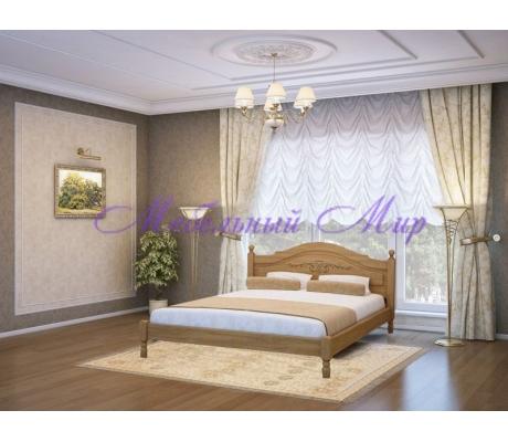 Купить полутороспальную кровать Герцог тахта с рисунком
