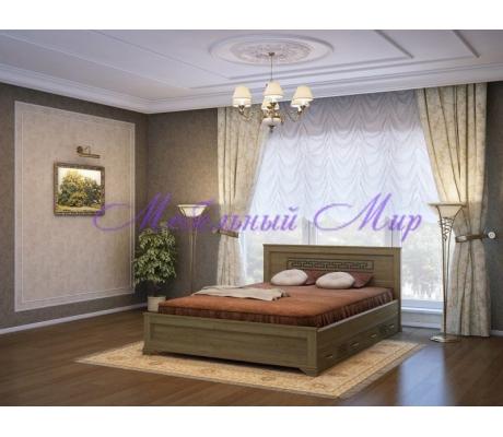 Кровать с ящиками Классика тахта