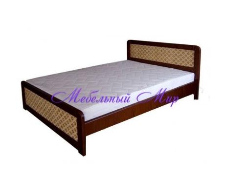 Полутороспальная кровать Классика(ткань)