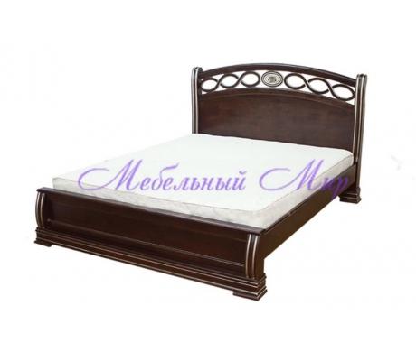 Купить двуспальную кровать  Лорена