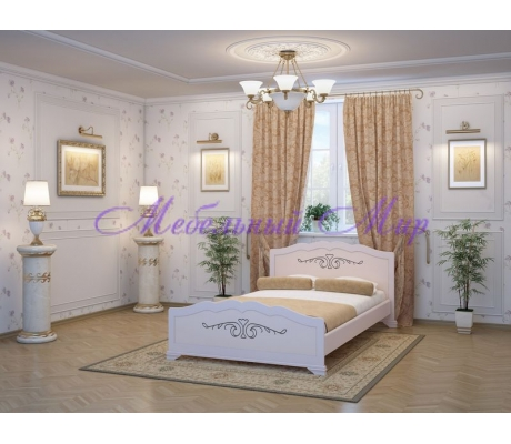 Недорогая односпальная кровать Муза